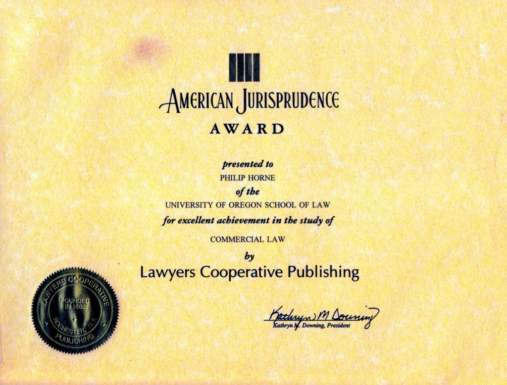 justicephil.Philip-Horne-Esq-American-Jurisprudence-Award-Commercial-Law-1993